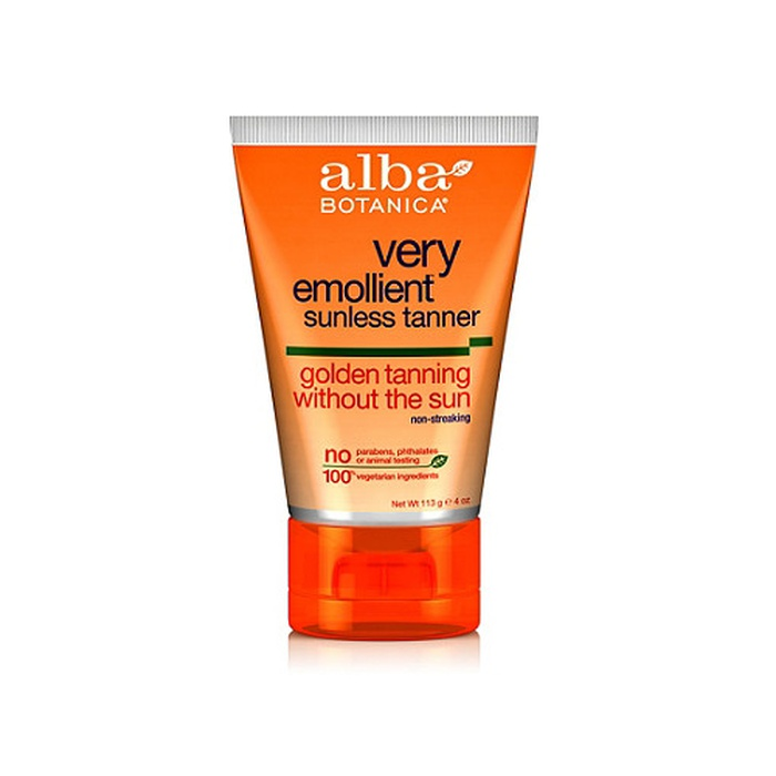 Best Drugstore Self-Tanners - Alba Botanica Sunless Tanning Lotion