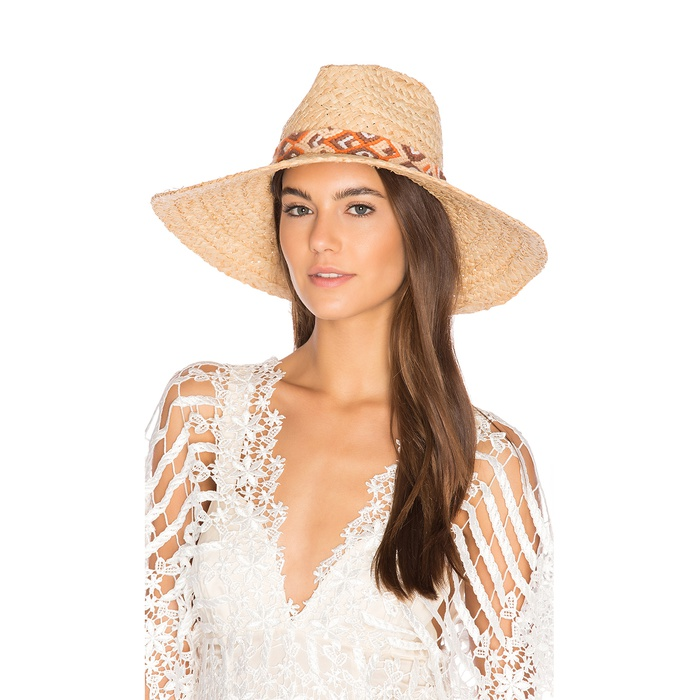 Best Straw Hats - Ale by Alessandra Indio Hat