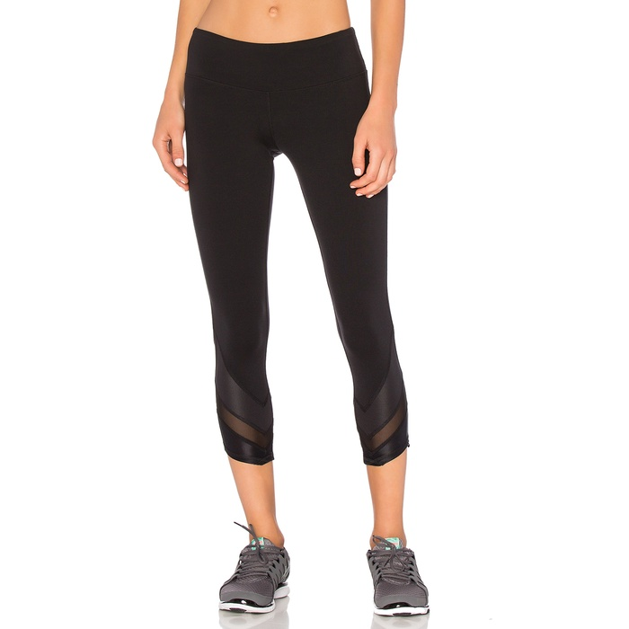 Best Cropped Workout Leggings - Alo Edge Capri