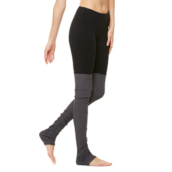 Best Opaque Yoga Pants - Alo Yoga Goddess Ribbed Legging