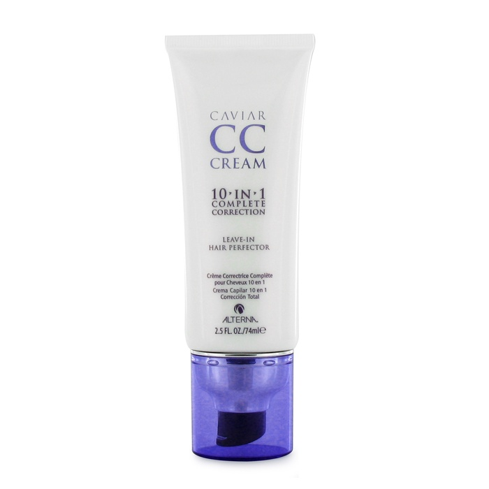 Best Winter Repair Hair Products & Tools - Alterna Caviar CC Cream for Hair 10-in-1 Complete Correction