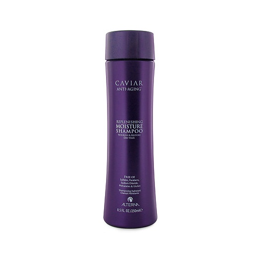 Best Shampoo for Dry Hair - Alterna Caviar Moisture Shampoo with Seasilk