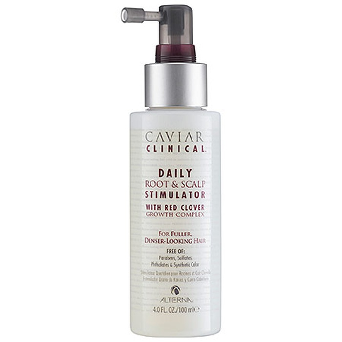 Best Hair Loss Treatments for Women - Alterna Haircare Caviar Clinical Daily Root & Scalp Stimulator