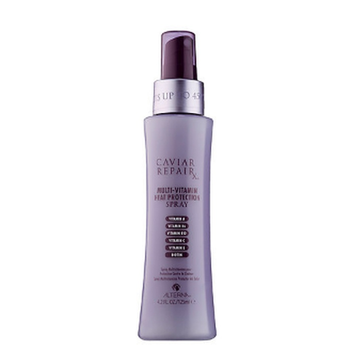 Best Heat Protectants for Hair - Alterna Haircare Caviar Repair Multi-Vitamin Heat Protection Spray