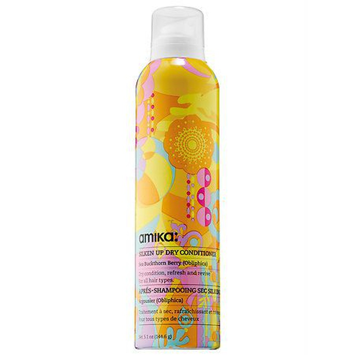 Best Dry Conditioners - amika Silken Up Dry Conditioner