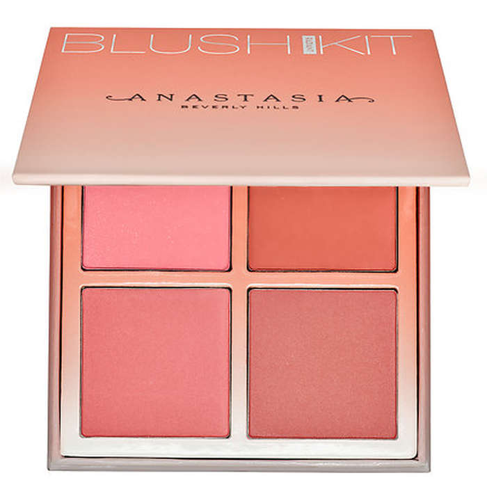 Best Beauty Blogger Wish List - Anastasia Beverly Hills Blush Kit