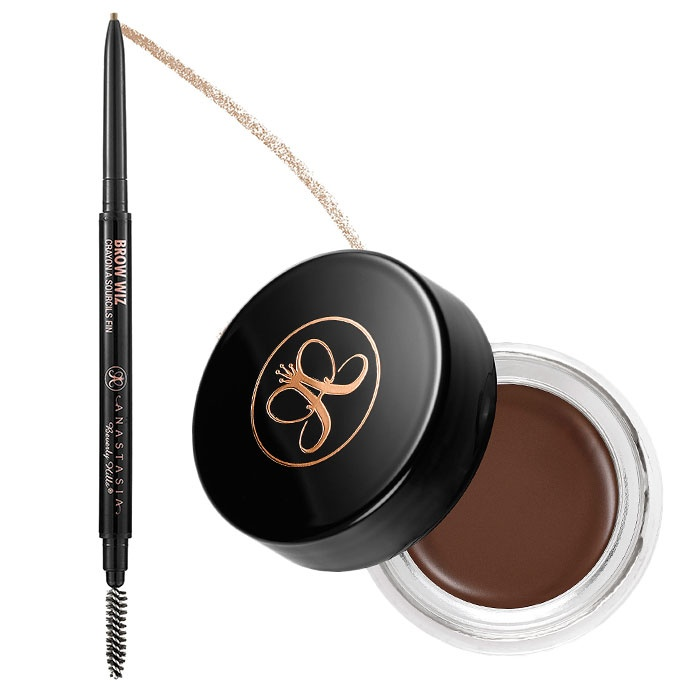 Best Best-selling Brow Products - Anastasia Beverly Hills Brow Wiz &Dipbrow Pomade