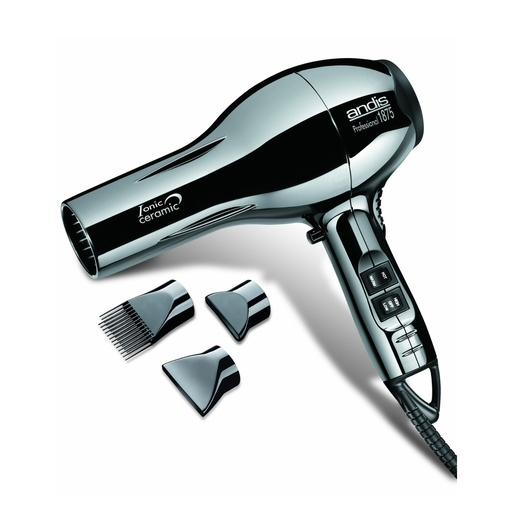 Best Hair Dryers Under $200 - Andis 82005 1875 Watt Professional Ceramic Ionic Hair Dryer