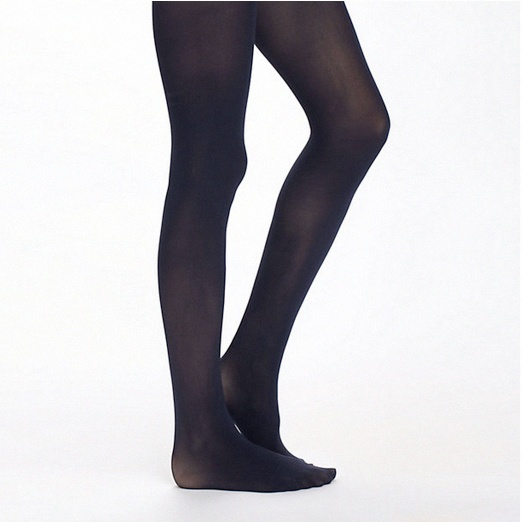 Best Black Tights - Anthropologie Opaque Tights