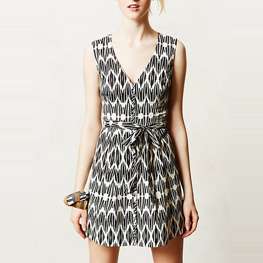 Best Date Night Dresses - Anthropologie Pearl District Dress
