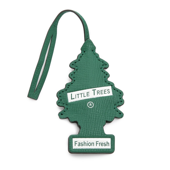 Best Handbag Charms - Anya Hindmarch Little Tree Bag Charm