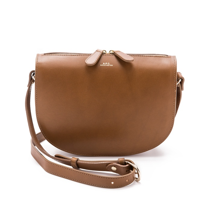 Best Saddle Bags - A.P.C. Andrea Bag