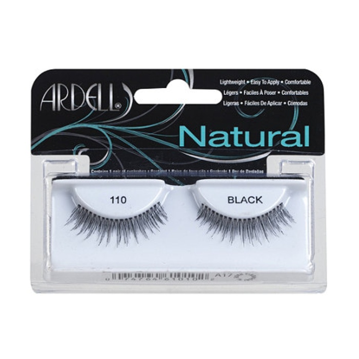 Best False Eyelashes - Ardell Natural Lashes - 110