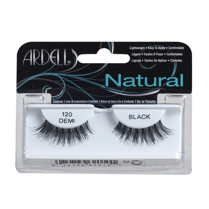Best False Eyelashes - Ardell Natural Lashes - 120