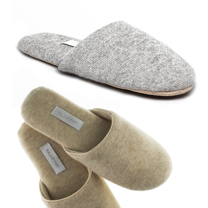 Best Dream inducing presents - Arlotta Classic Cashmere Slide