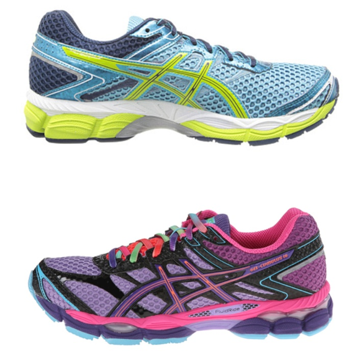 Best Winter Running Sneakers - Asics Gel-Cumulus 16