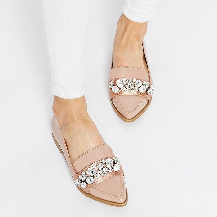 Best Flats Under $100 - ASOS Moonstone Flat Shoes
