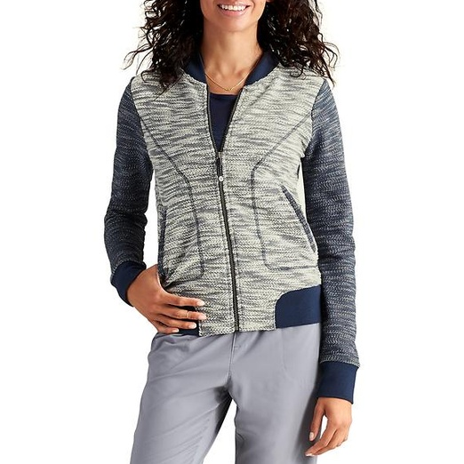 Best Workout Jackets - Athleta Slub Bombtastic Jacket