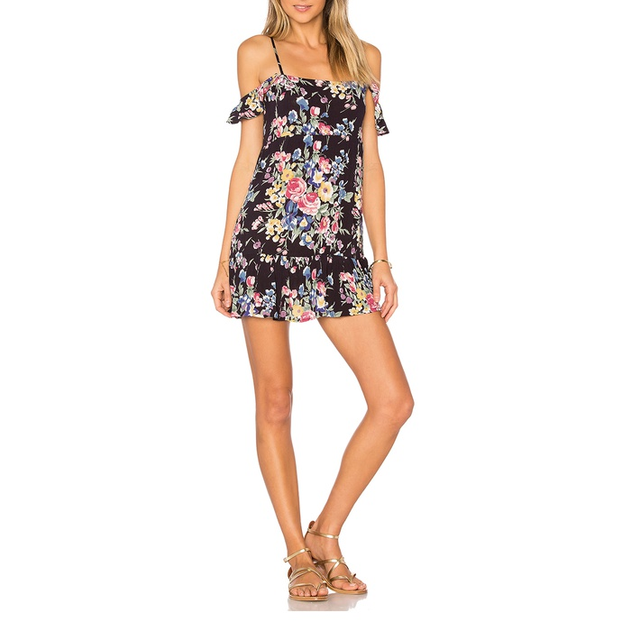 Best Festival Dresses - AUGUSTE Beach House Strappy Mini Dress