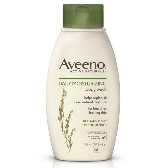 Best Moisturizing Body Washes - Aveeno Daily Moisturizing Body Wash