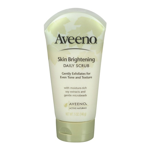Best Face Scrubs - Aveeno Skin Brightening Daily Scrub