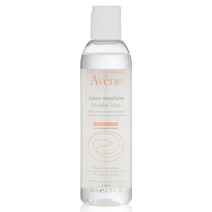 Best Face Cleansers for Sensitive Skin - Avene Micellar Lotion Cleanser and Make-Up Remover