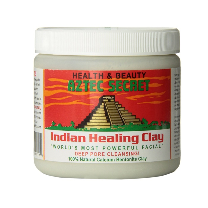 Best Natural Face Masks - Aztec Secret Indian Healing Clay Deep Pore Cleansing