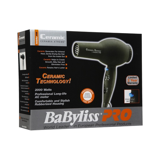 Best Hair Dryers Under $200 - BaBylissPro Ceramix Xtreme Dryer