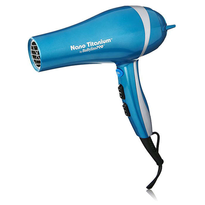 Best Hair Dryers - BaBylissPRO Nano Titanium Dryer