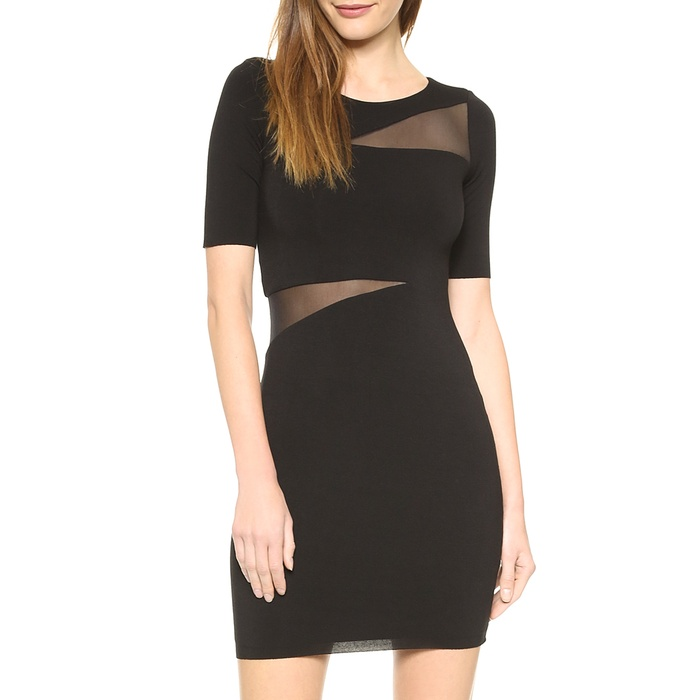 Best Little Black Dresses - Bailey44 Vanishing Point Dress