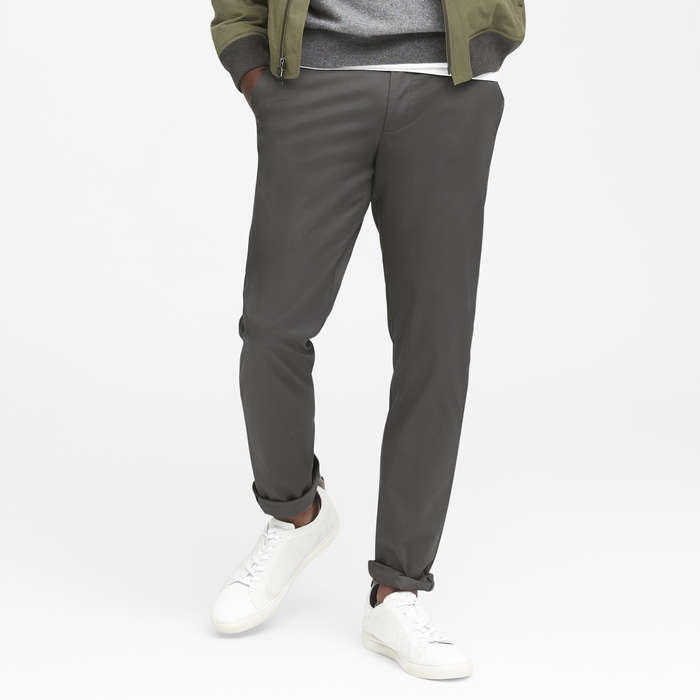 fdeda3b75 Banana Republic Aiden Slim Core Temp Pant