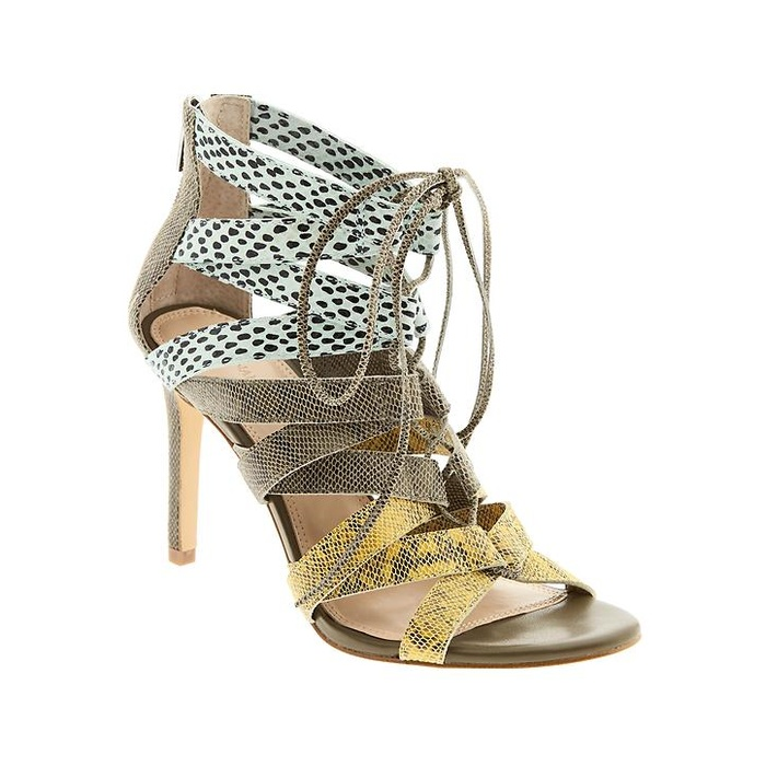 Best Summer Party Heels Under $200 - Banana Republic Laney Lace-Up Sandal