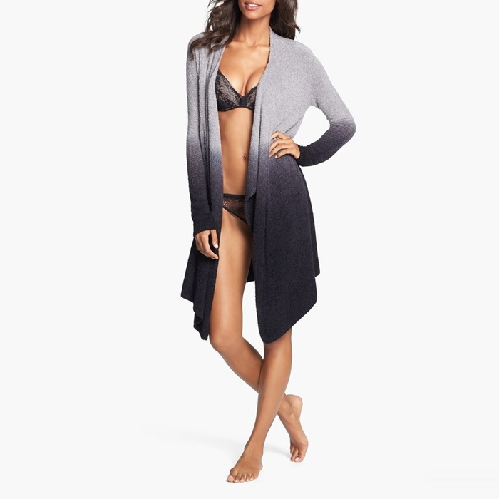 Best Dream inducing presents - Barefoot Dreams Bamboo Chic Drape Front Cardigan