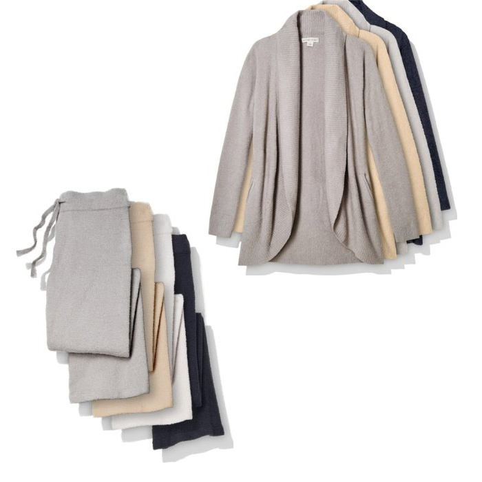 Best Oprah's Favorite Things - Barefoot Dreams Bamboo Chic Lite Cardi and Pant