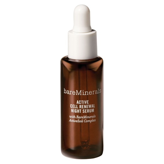 Best Nighttime Serums - bareMinerals Active Cell Renewal Night Serum