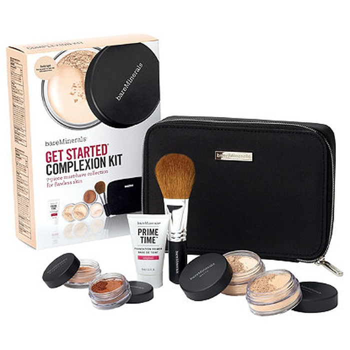 Best Travel Beauty Kits - bareMinerals Get Started Complexion Kit
