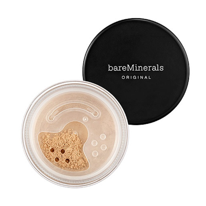 Best Natural Powders - bareMinerals Original Foundation Broad Spectrum SPF 15