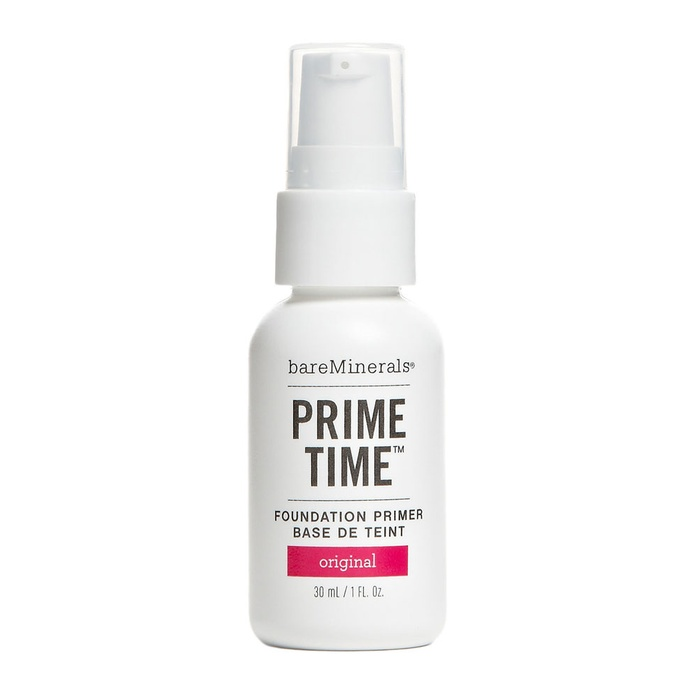 Best Primers - bareMinerals Prime Time Foundation Primer