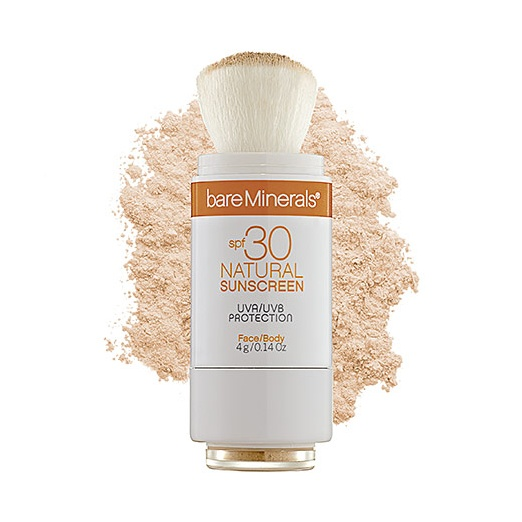 Best Facial Sunscreens - bareMinerals SPF 30 Natural Sunscreen