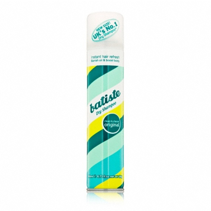 Best Drugstore Hair Products - Batiste Dry Shampoo Original