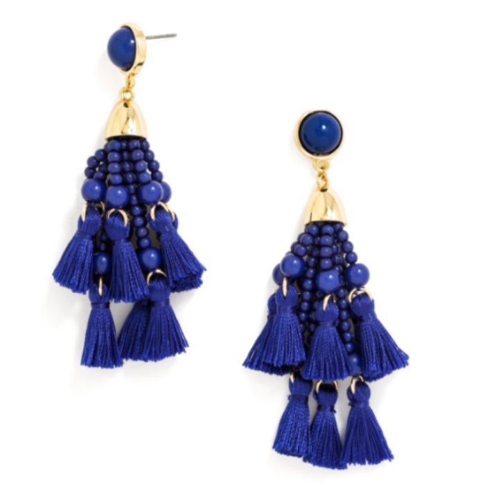 Best Statement Earrings Under $50 - BaubleBar Cannes Drops