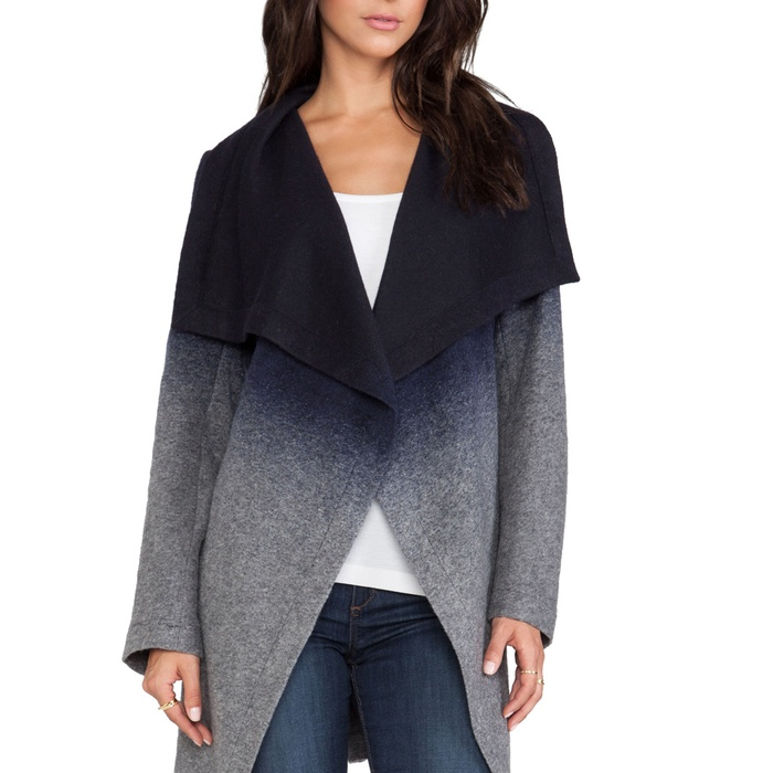 Best The Best Fall Jackets - BB Dakota Deva Ombre Coat