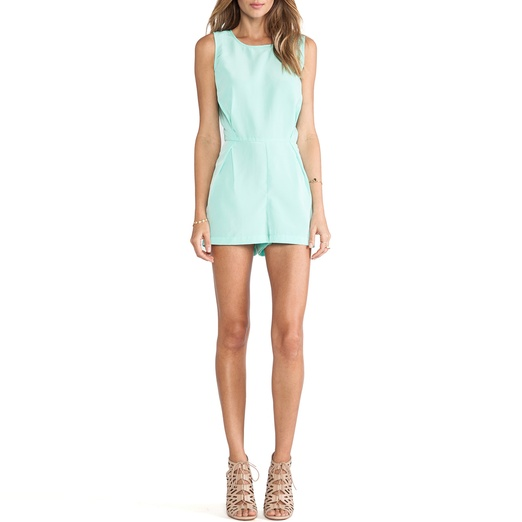 Best Rompers under $100 - BB Dakota Ester Romper