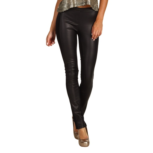 Best Faux Leather Leggings - BCBG MAXAZRIA Elijah Faux Leather Leggings