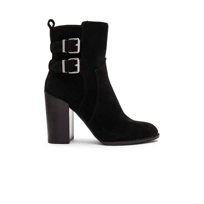 Best Block Heeled Booties Under $150 - BCBGeneration Savanna Bootie