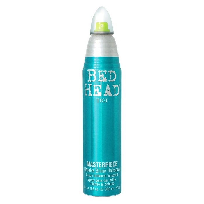 Best Hair Shine Sprays - Bed Head Masterpiece Shine Hairspray