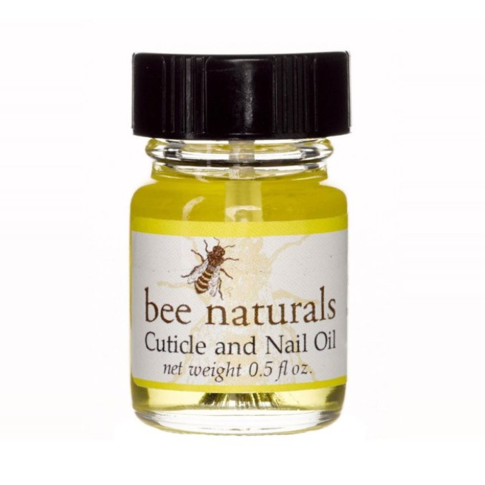 Best At Home Pedicure Essentials - Bee Naturals Cuticle and Nail Oil