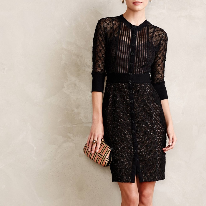 Best Little Black Dresses - Beguile by Byron Lars Mona Dress