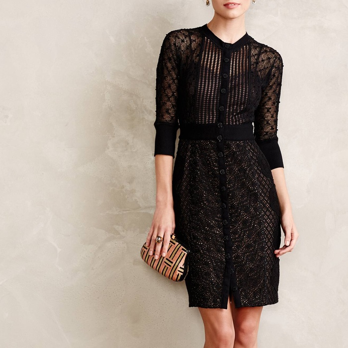 Best Black Cocktail Dresses for Fall - Beguile by Byron Lars Mona Dress