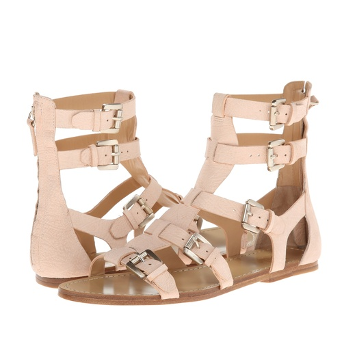 Best Flat Gladiator Sandals - Belle by Sigerson Morrison Bianca